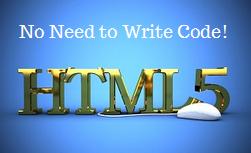No Need to Write Code!