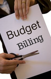 Fixed Utility Rates with budget billing