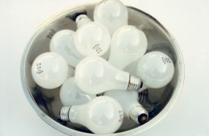 Energy effficient LED ligt bulbs