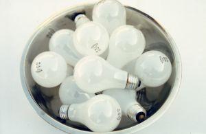 Energy effficient LED ligt bulbs