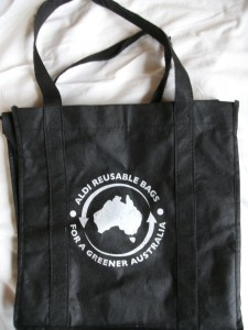 Use reuseable bags