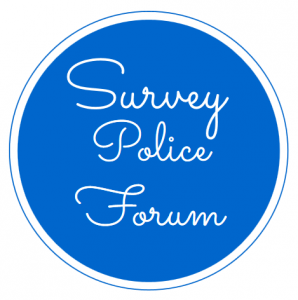 Try Survey Police Forum