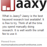Jaaxy Pin
