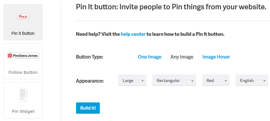 Add a Pin It Button
