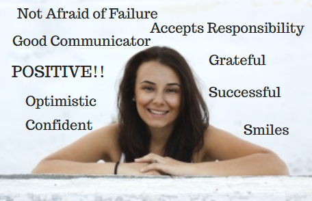 Here are some Positive Traits